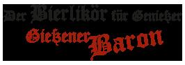 1. Gießener Bierlikör der Hildebrand GmbH - Gießener Baron online kaufen