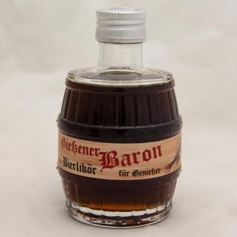 Gießener Baron Bierlikör 200 ml
